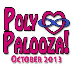 Poly Palooza 2013 logo