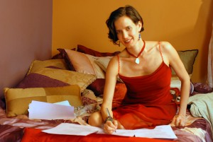 Kamala Devi writing polyamory telecourse