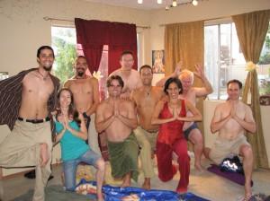kamala devi does naked yoga