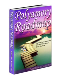 Polyamory Roadmap ebook kamala devi Cover_big