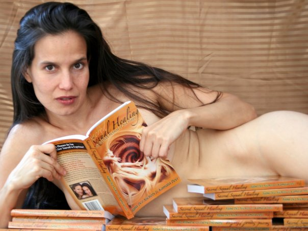 Kamala Devi naked reading