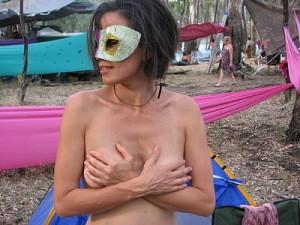 Kamala Devi mask australia shaman