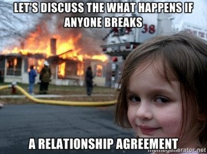 poly relationship agreement