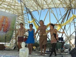 TantraTheater-1 at Burning Man