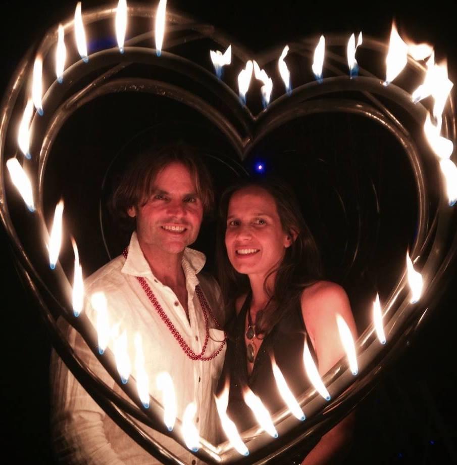 Kamala Devi n Michael in heart burning