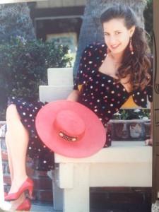 KamalaDevi modeling in 80s