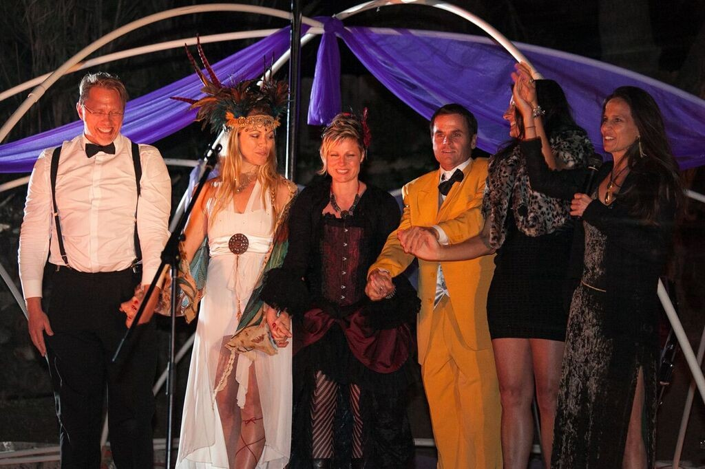 Tantra Theater Improv at Rox wedding