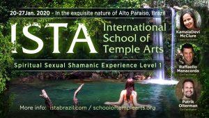ISTA Brazil @ Alto Paraiso, Brazil