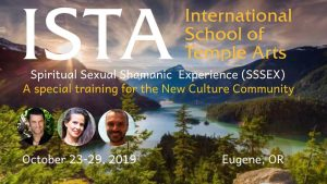 Tantra, Polyamory, and Sacred Sex Events (+ISTA Schedule