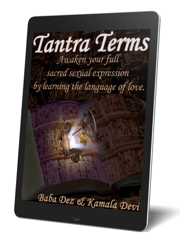 Tantra Terms: E-Book Edition